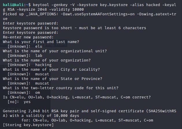 Using MSFvenom for generating Whatassp payload - CRAZY ...